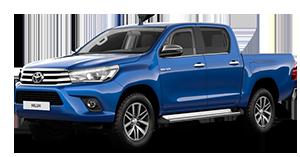 Toyota Hilux - Concessionaria Toyota Perugia, Foligno e Città di Castello