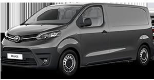 Toyota Proace - Concessionaria Toyota Perugia, Foligno e Città di Castello