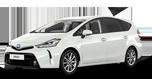Toyota Prius+ - Concessionaria Toyota Perugia, Foligno e Città di Castello