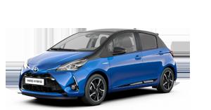 Toyota Yaris - Concessionaria Toyota Perugia, Foligno e Città di Castello